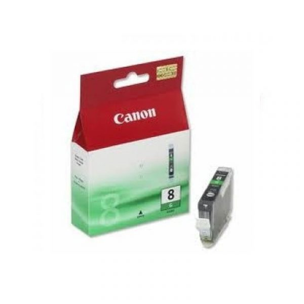 CANON - Ink Cartridge CLI 8 Green [CLI8G]