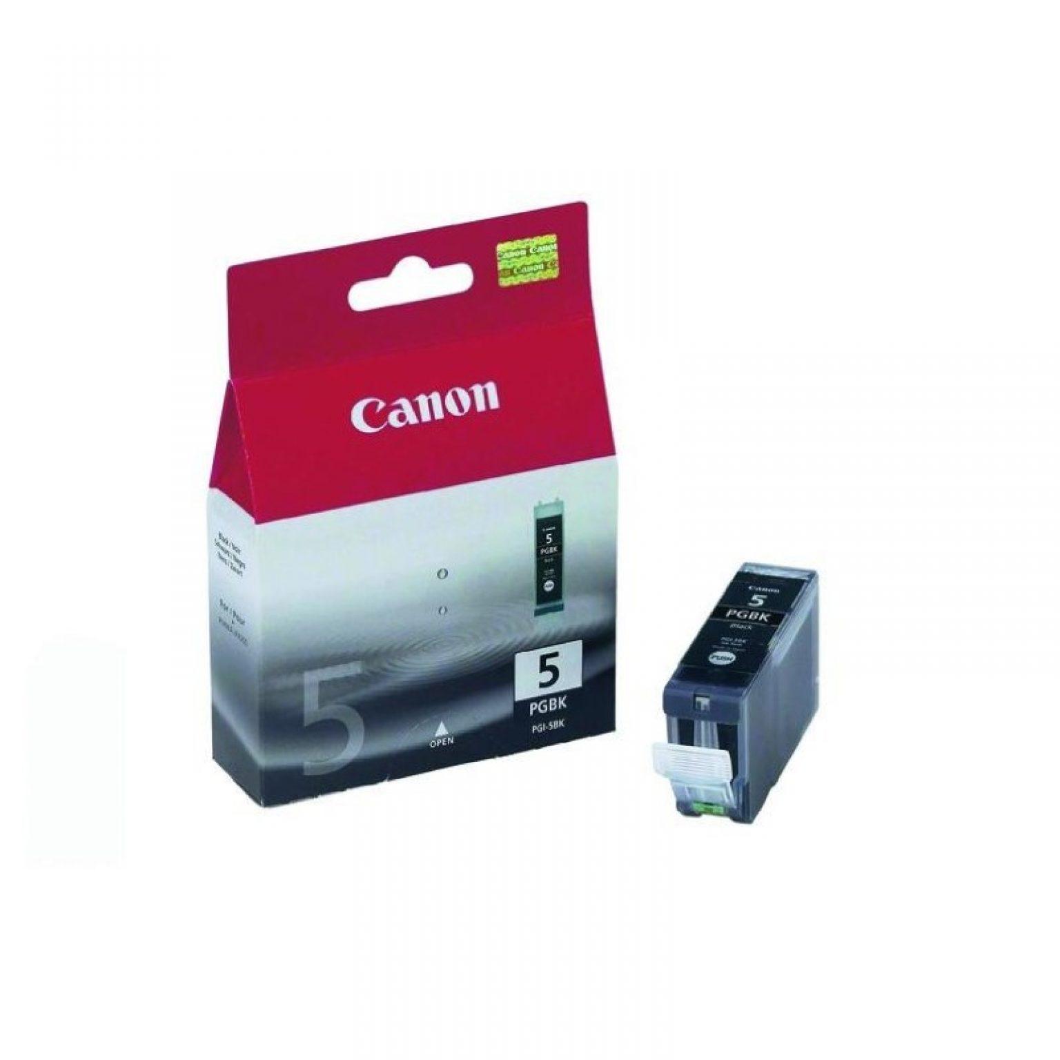 CANON - Ink Cartridge PGI-5 Black [PGI5B]