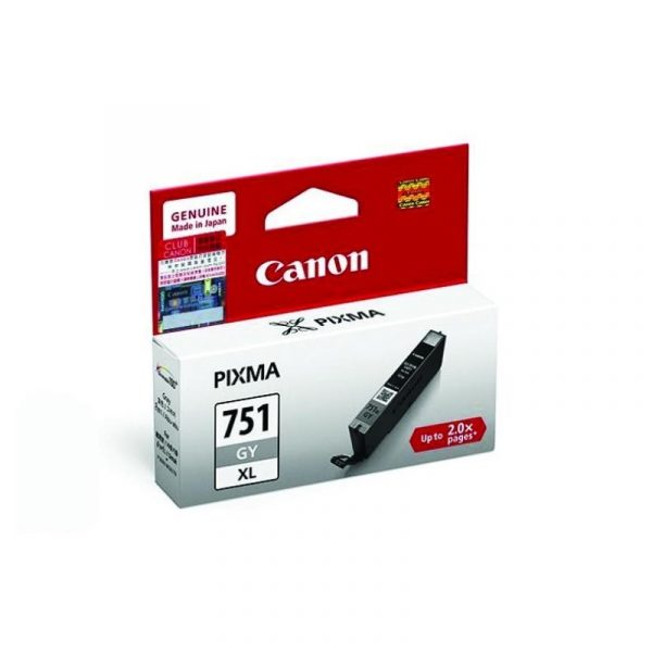 CANON - Ink Cartridge CLI-751 Gray XL [CLI751GY XL]