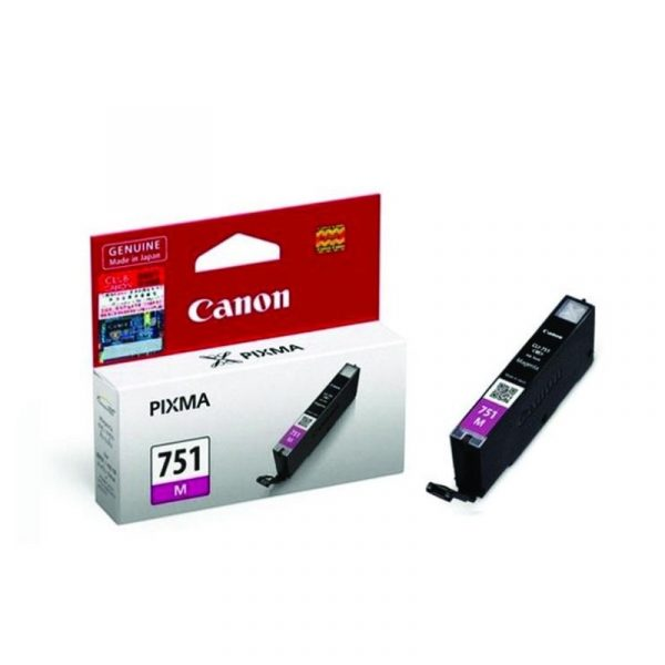 CANON - Ink Cartridge CLI-751 Magenta [CLI751M]