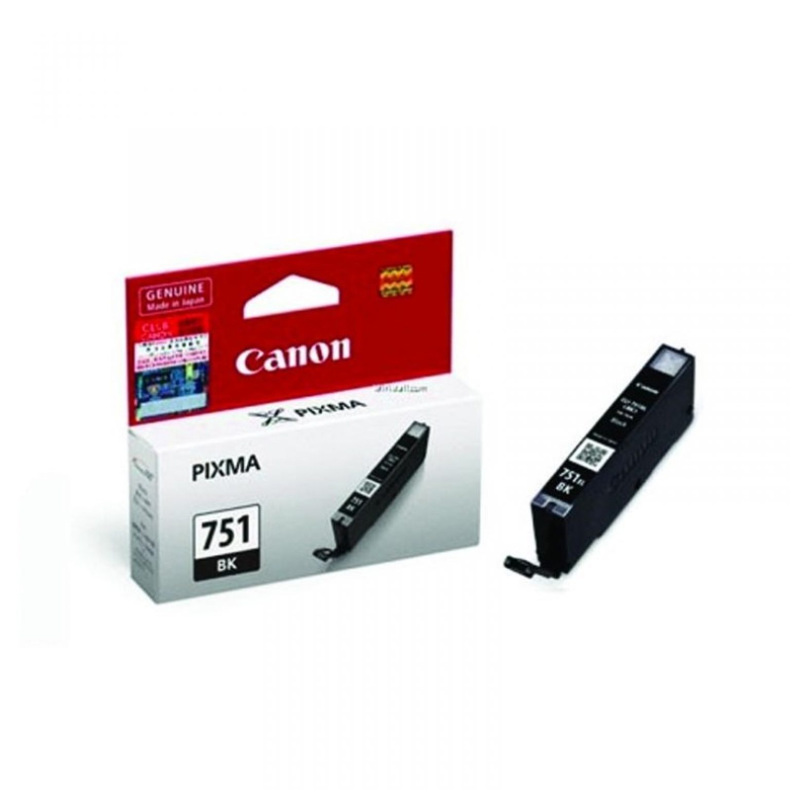 CANON - Ink Cartridge CLI-751 Black [CLI751B]