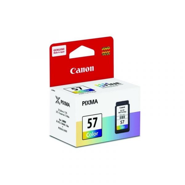 CANON - Ink Cartridge CL-57 Colour for E400 [CL-57]