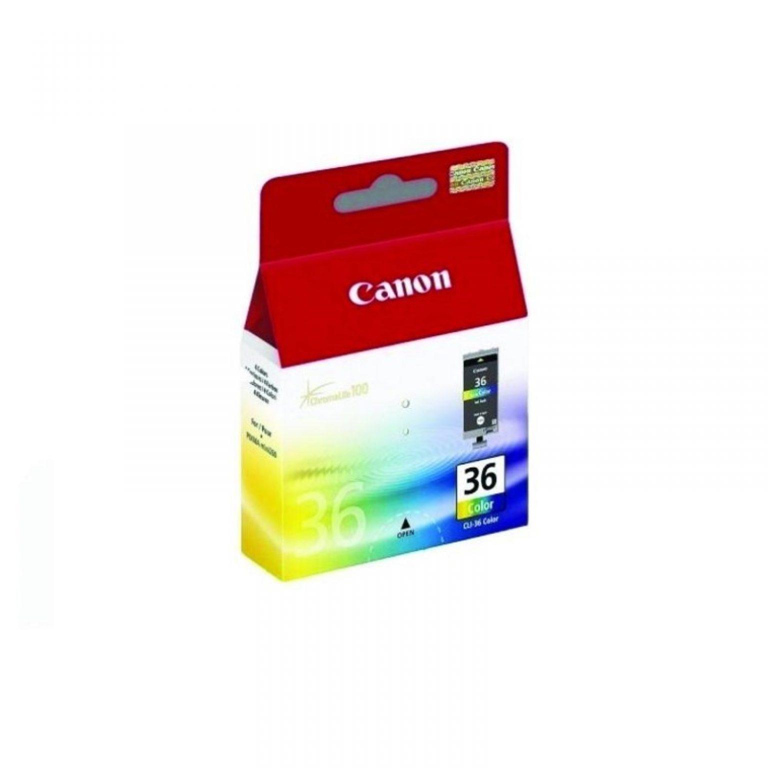 CANON - Ink Cartridge CLI-36 Colour [CLI-36 CLR]
