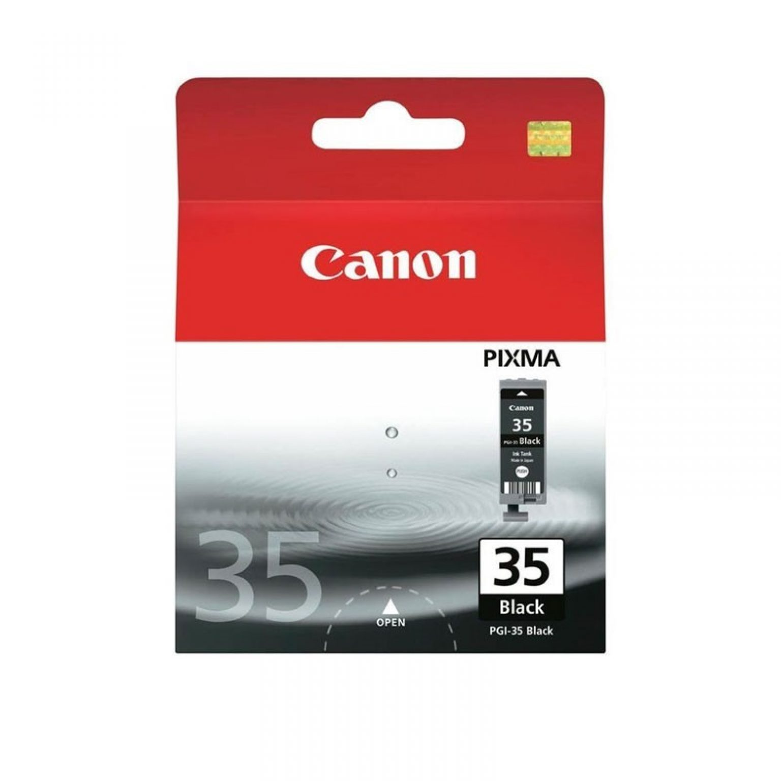 CANON - Ink Cartridge PGI-35 Black [PGI-35BK]