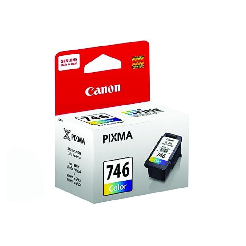 CANON - Ink Cartridge CL-746 Colour [CL746]