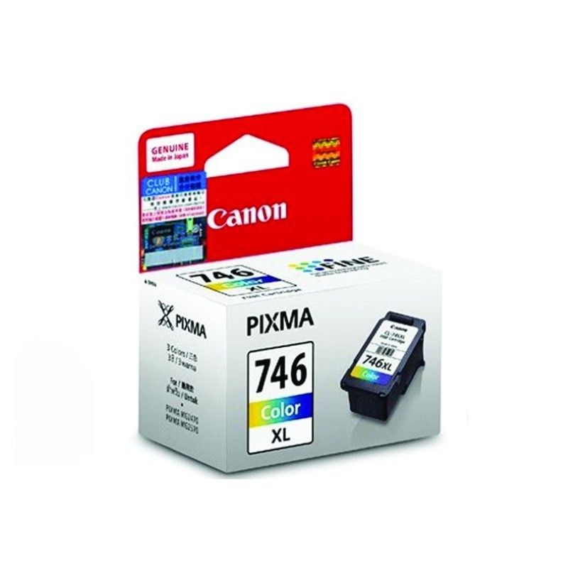 CANON - Ink Cartridge CL-746 Colour XL [CL746XL]