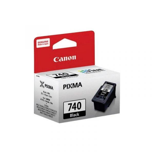 CANON - Ink Cartridge PG-740 Black [PG740]