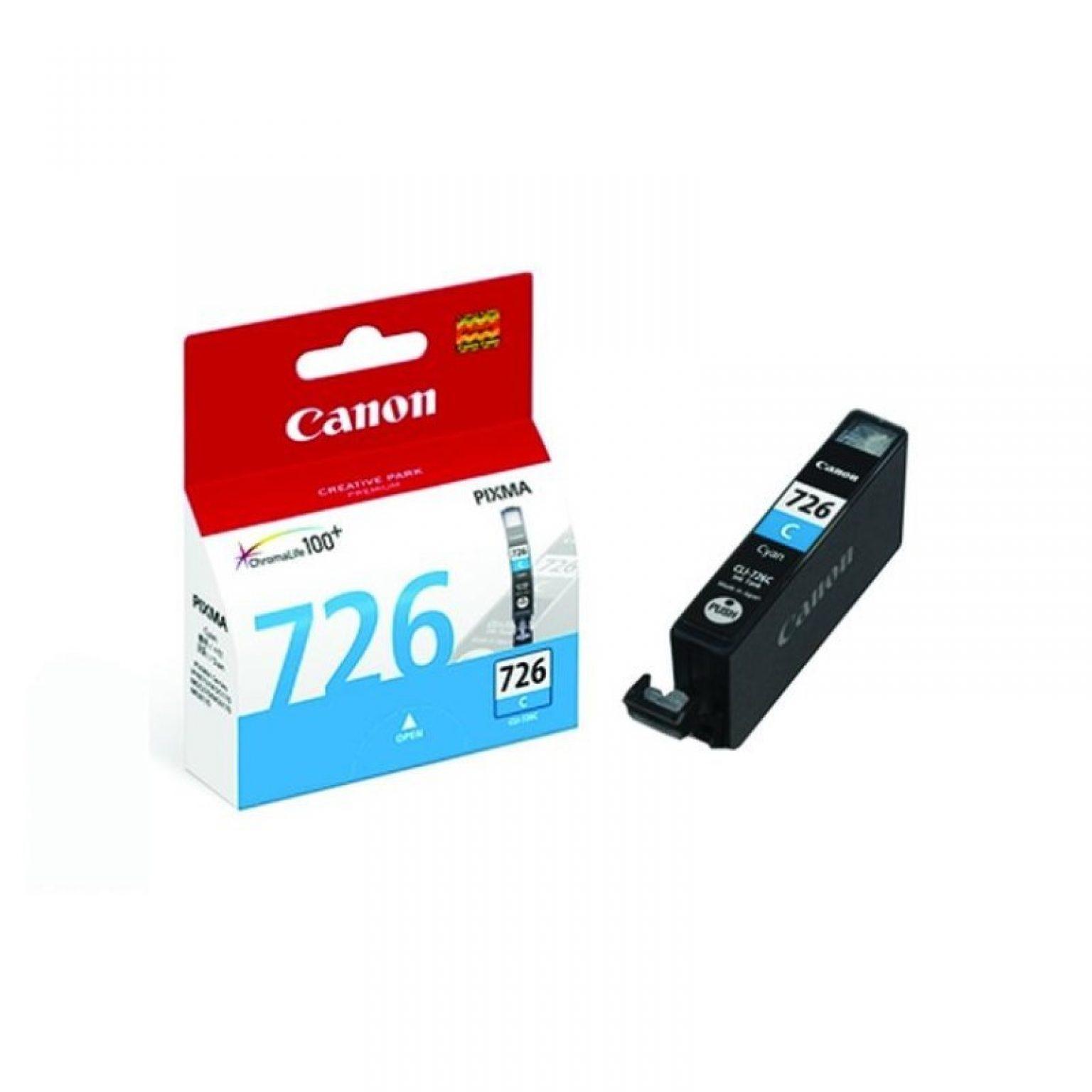 CANON - Ink Cartridge CLI-726 Cyan [CLI-726 C]