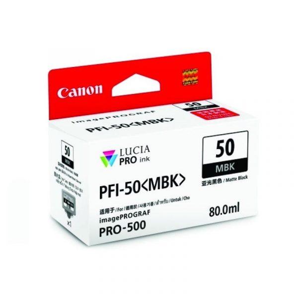 CANON - Ink PFI-50 Matte Black for Pro500 [PFI-50MBK]