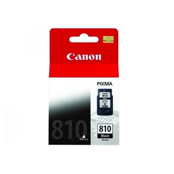 CANON - Ink Cartridge PG-810 Black [PG810]