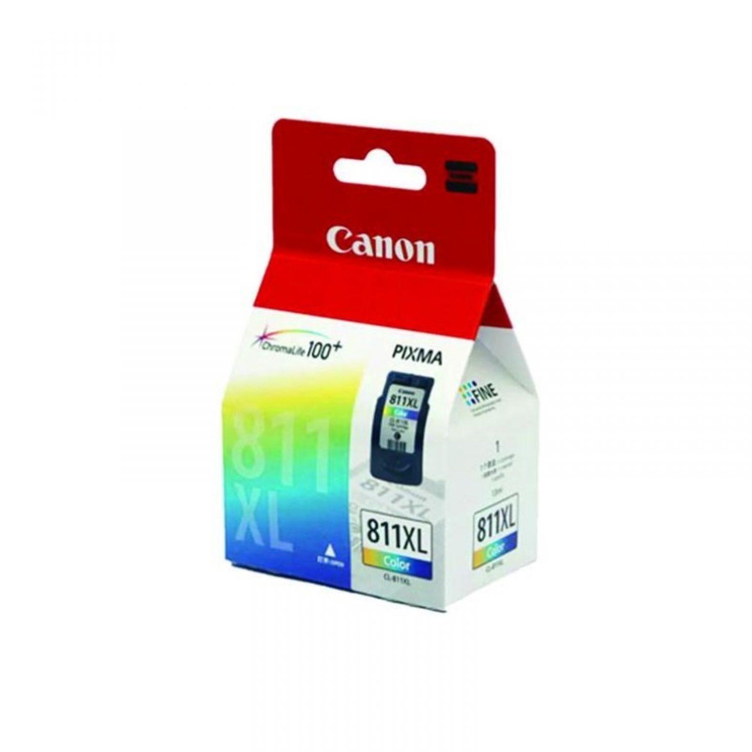 CANON - Ink Cartridge CL-811 Colour - XL [CL811XL]