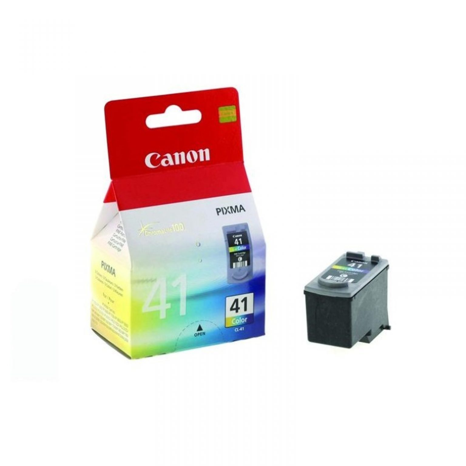 CANON - Ink Cartridge CL-41 Colour [CL41C]