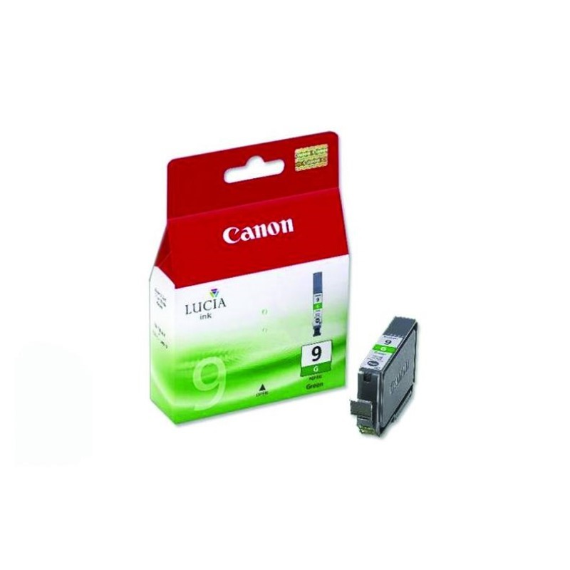 CANON - Ink Cartridge PGI-9 Green (LUCIA INK) [PGI-9 G]