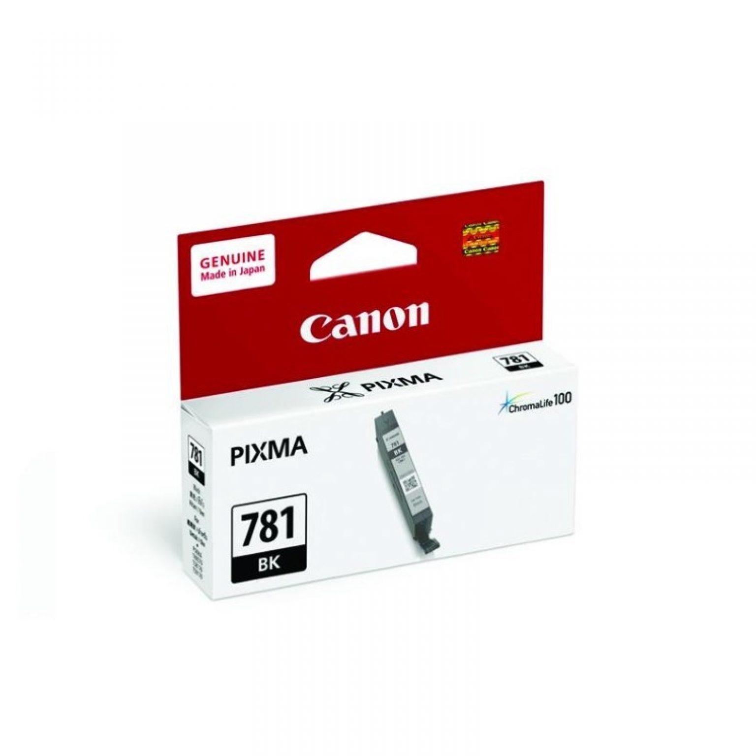 CANON - Ink Cartridge CLI-781 Black [CLI-781 B]