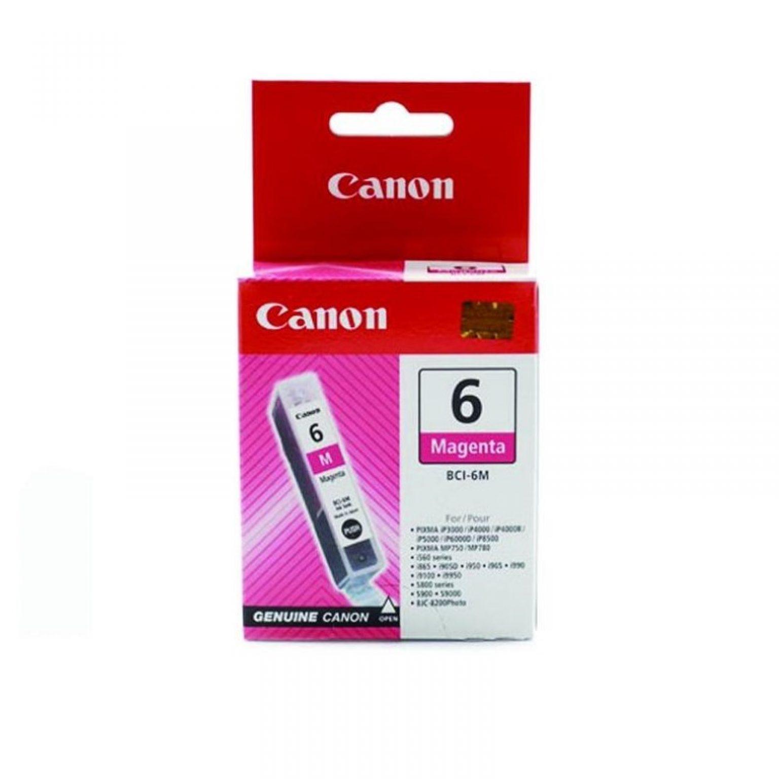 CANON - Ink BCI-6 Magenta [BCI6M]
