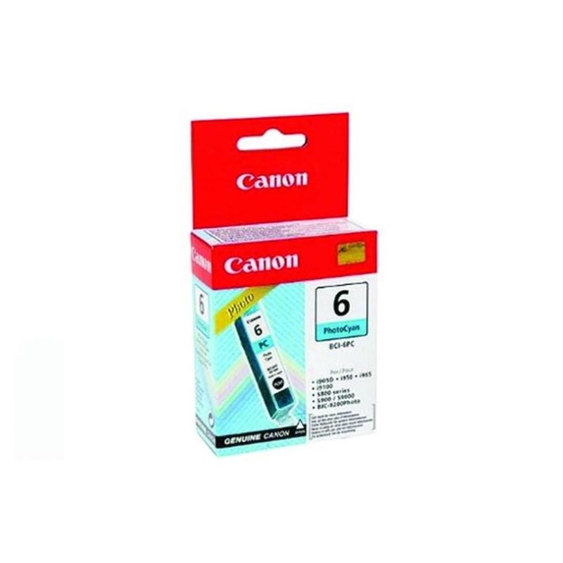 CANON - Ink BCI-6 Photo Cyan [BCI6PC]