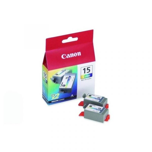 CANON - Ink Cartridge BCI-15 Color [BCC15]