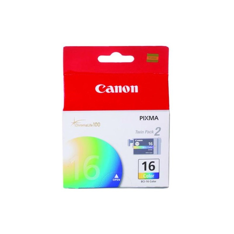 CANON - Ink Cartridge BCI-16 Color [BCI16C]