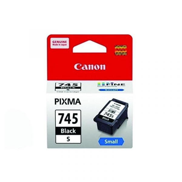 CANON - Ink Cartridge PG-745S Black (Small) [PG745S]