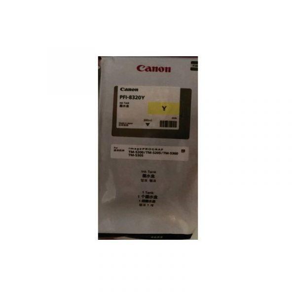 CANON - Ink PFI-8320Y Yellow Tank [PFI-8320Y]