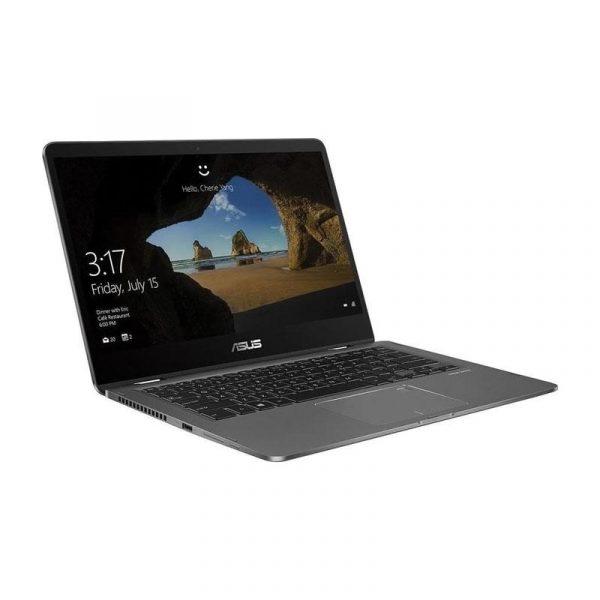 ASUS - ZenBook Flip UX461UN-BO702T (i7-8550U/16GB RAM/512GB/MX150 /Win 10SL/Grey)