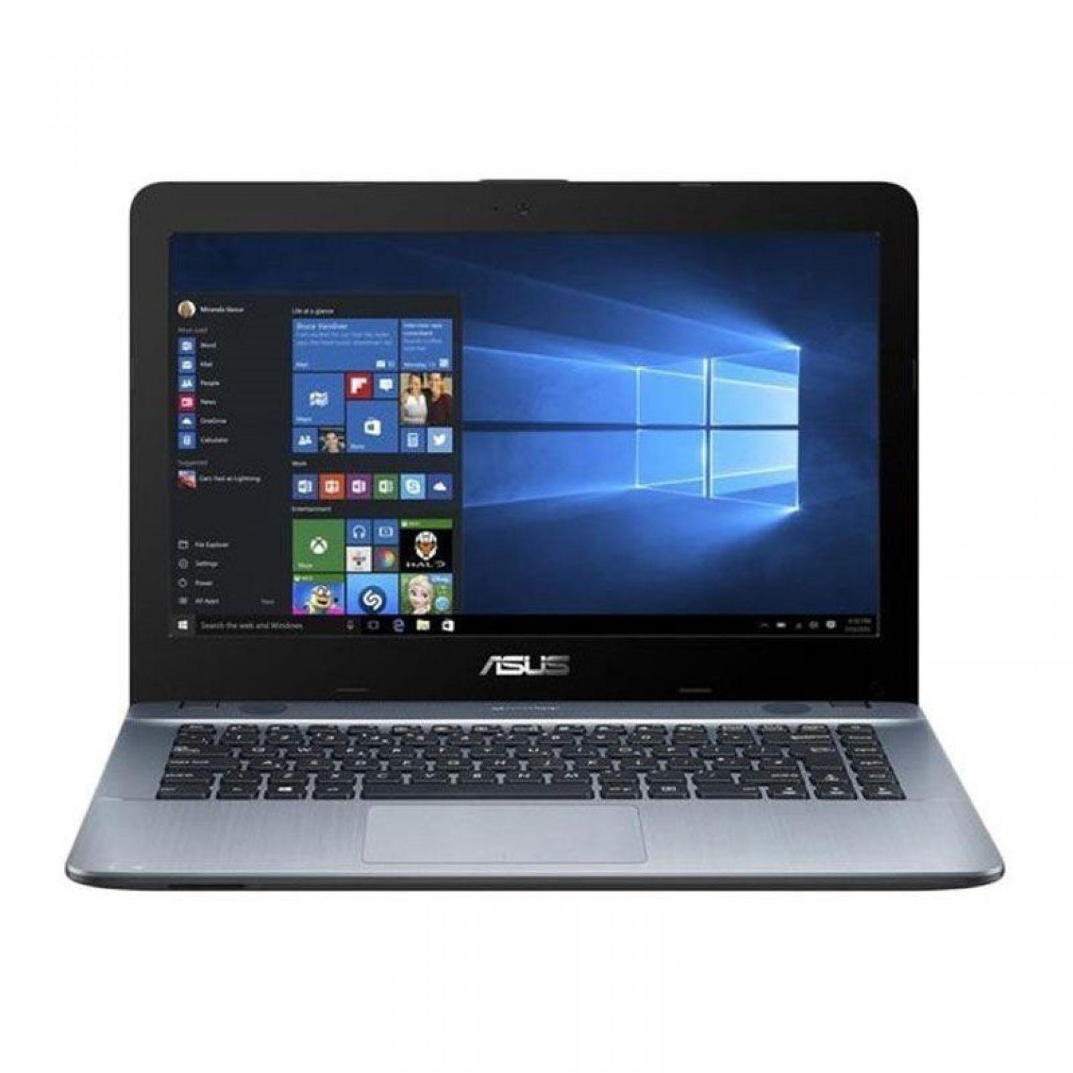 ASUS - X441BA-GA612T (A6-9225/4GB RAM/1TB HDD/14 inch/Win10SL/Silver Gradient)