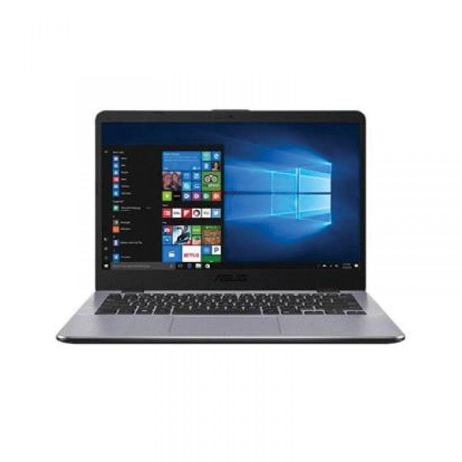 ASUS - X505ZA-BR301T (R3-2200U/4GB RAM/1TB HDD/15.6inch/Win10SL/Dark Grey IMR)
