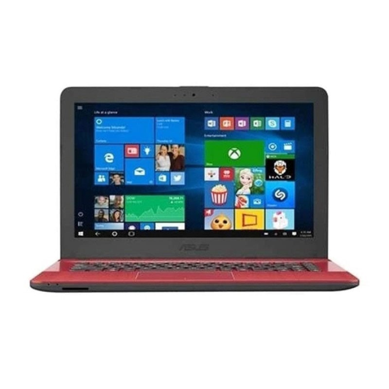 ASUS - X441UB-GA313T (i3-7020U/4GB RAM/1TB HDD/MX110/14inch/Win10SL/Red)