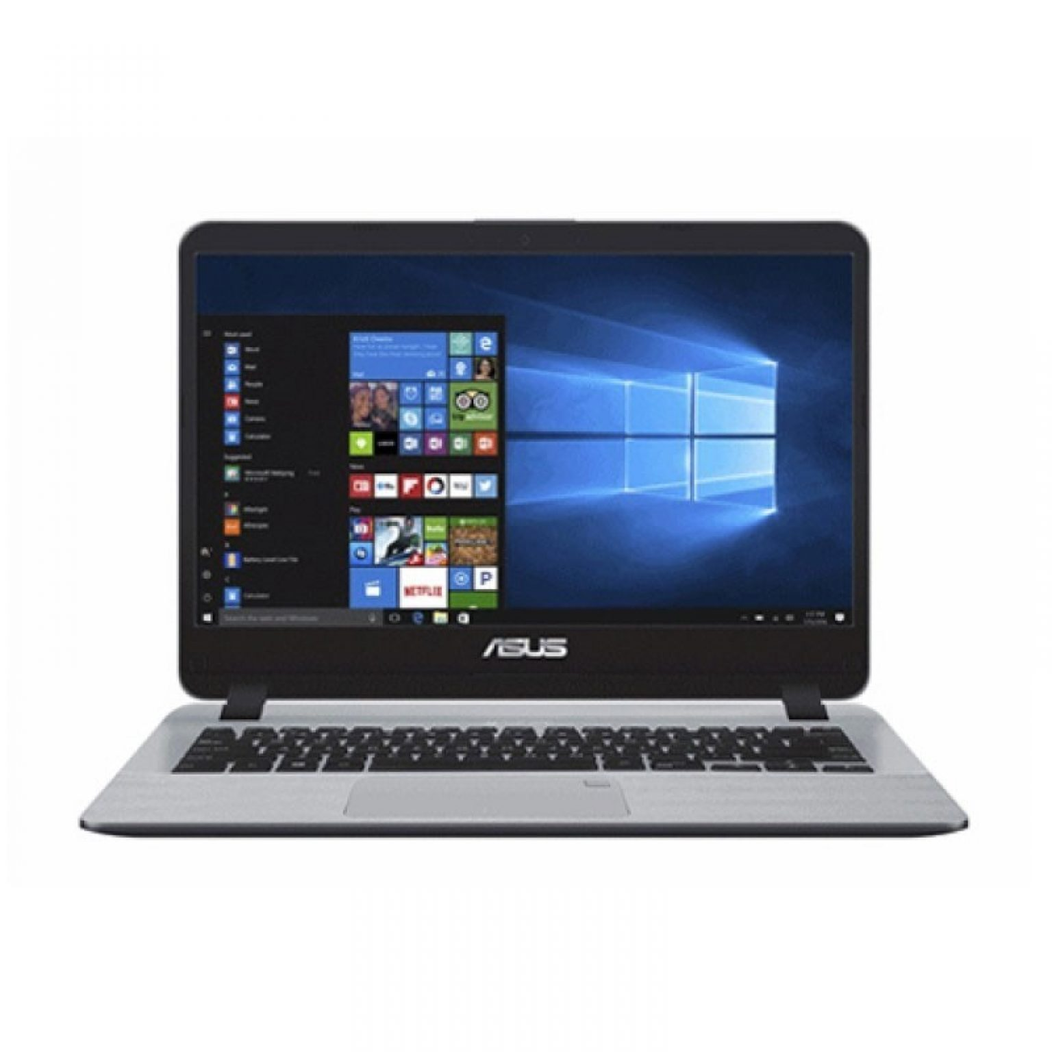 ASUS - A407UF-EB701T (i7-8550U/8GB RAM/1TB HDD/MX130/14inch/Win10SL/Star Grey)