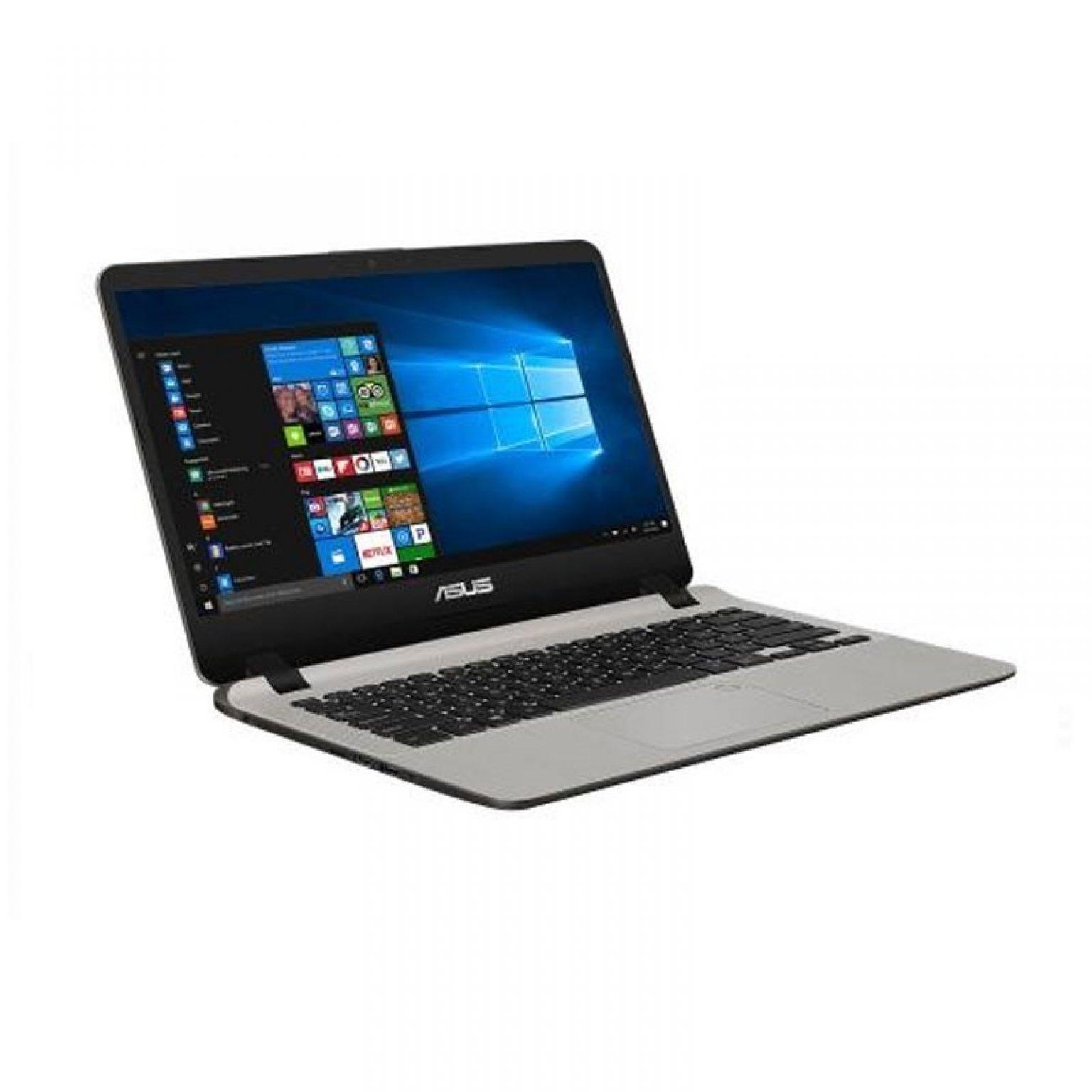 ASUS - A407UF-BV531T (i5-8250U/4GB RAM/1TB HDD/MX130/14inch/Win10SL/Star Grey)