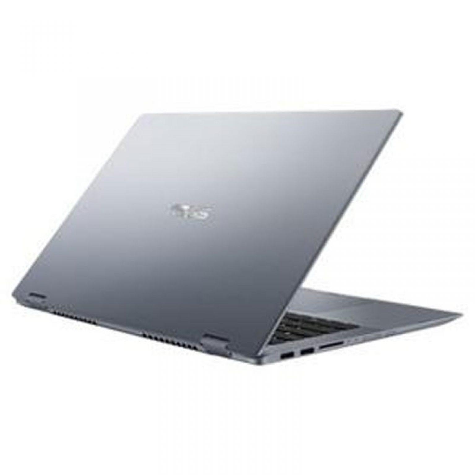 ASUS - VivoBook Flip TP412UA-EC501T (i5-8250U/4GB RAM/256GB/14inch/Win10SL/Star Grey)