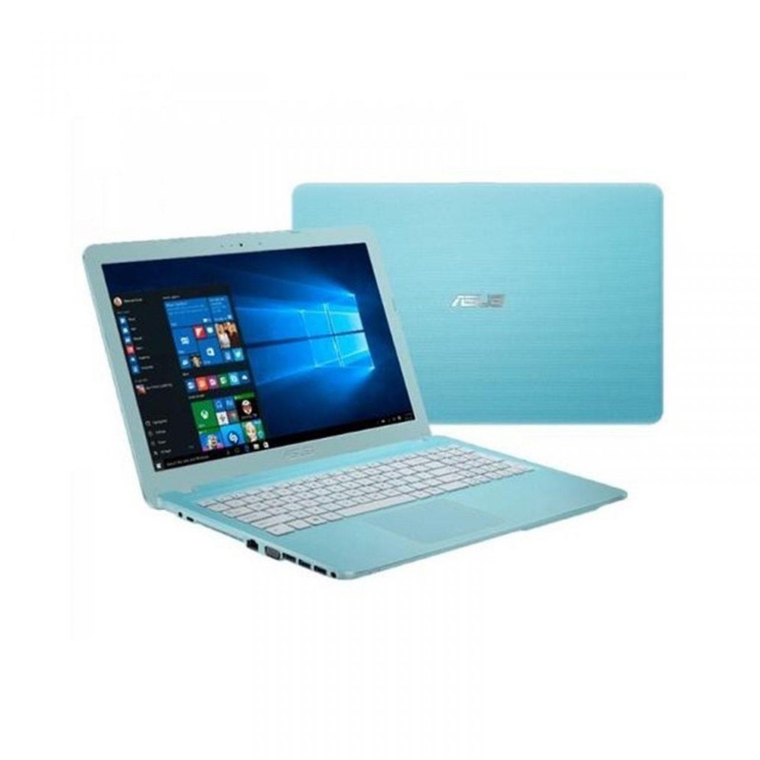 ASUS - X441UA-GA322T (i3-7020U/4GB RAM/1TB HDD/14inch/Win10SL/Ice Blue)