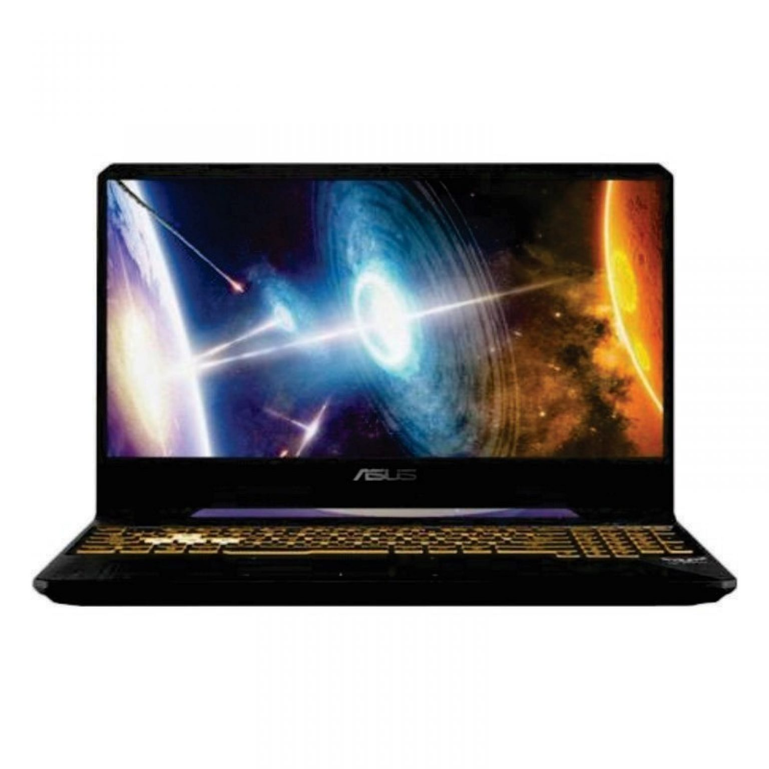 ASUS - TUF Gaming FX505DT-R7586T (R7-3750H/8GB RAM/1TB HDD/GTX1650 4GB/Win10SL/Gold Steel)