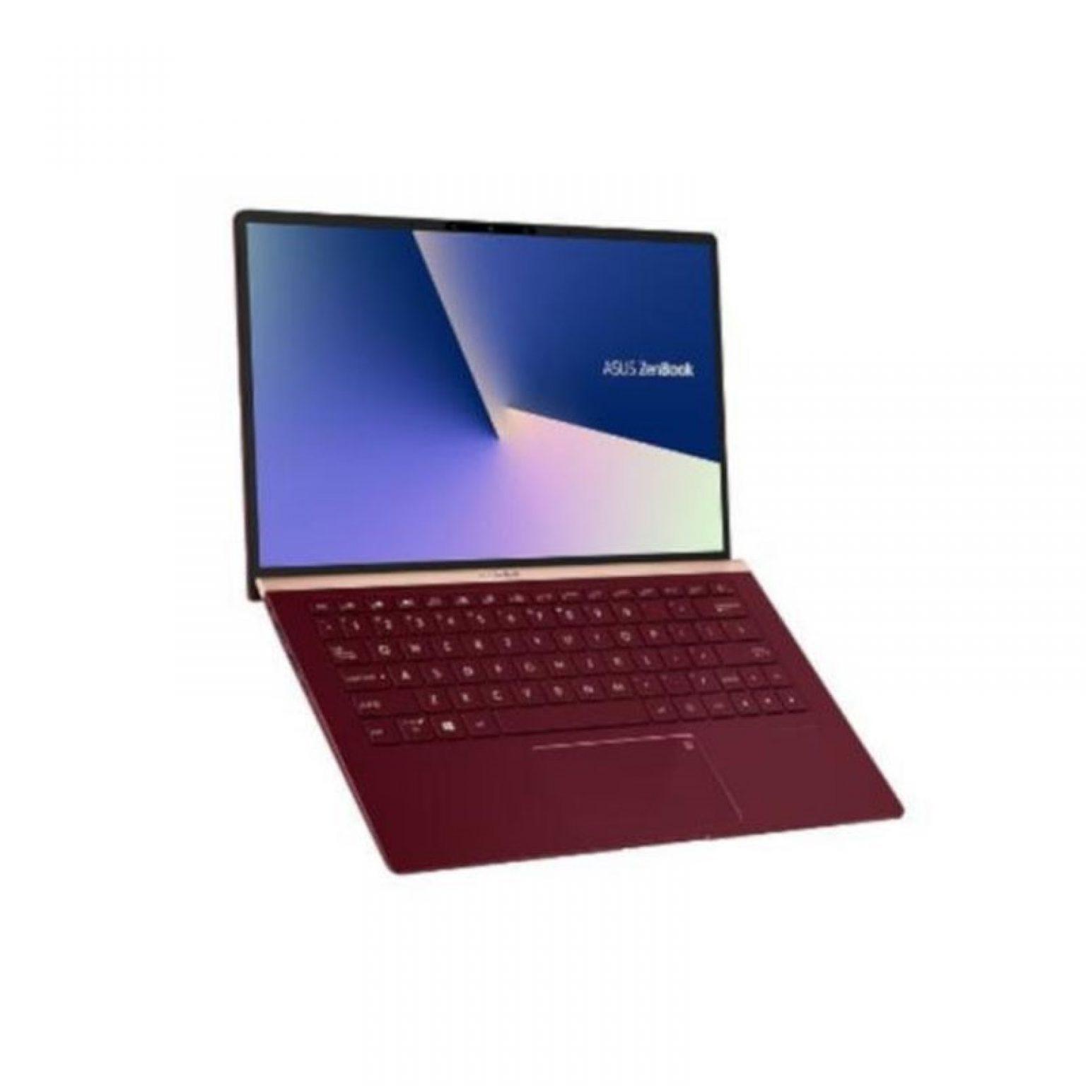 ASUS - ZenBook UX333FA-A5813T (i5-8265U/8GB RAM/512GB SSD/Win10SL/Burgundy Red)