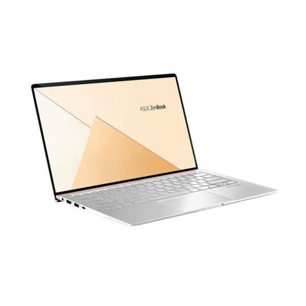 ASUS - ZenBook Classic UX433FN-A7612T (i7-8565U/16GB RAM/512GB SSD/MX150/Win10SL/Icicle Silver)