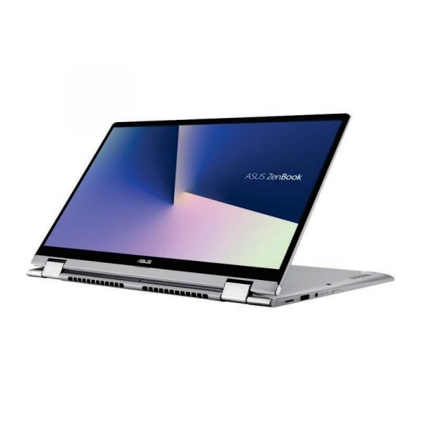 ASUS - Zenbook Flip UM462DA-AI701T (R7-3700U/8GB RAM/512GB SSD/Win10SL/Light Grey)