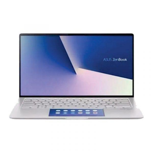 ASUS - UX434FAC-A502T (i5-10210U/8GB RAM/512GB SSD/Screenpad/Win10SL/Icicle Silver)