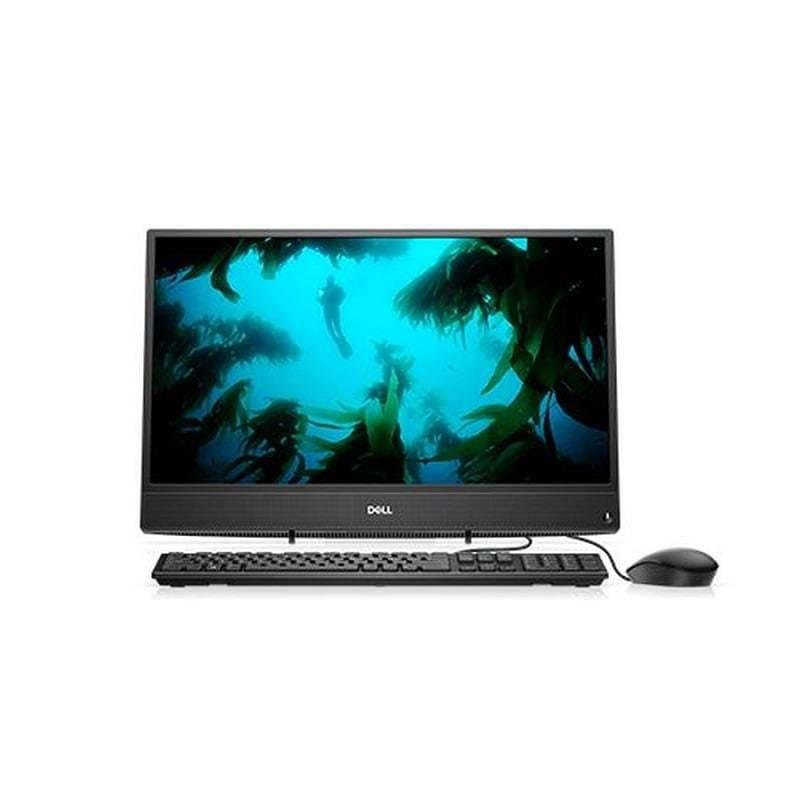 DELL - Inspiron AIO 3280 (i3-8145U/4GB 1x4GB DDR4/1TB HDD/Integrated Graphics/21.5inch/Win10H)
