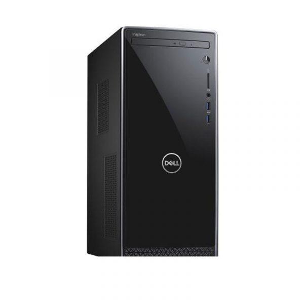 DELL - Inspiron 3670 Desktops (i3-9100/8GB DDR4/1TB HDD/Intel UHD Graphics 630/Ubuntu/Dell 20 Monitor - E2016HV)