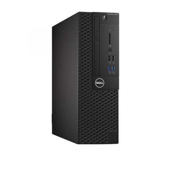 DELL - OptiPlex 3060 SFF (i3-8100/4GB 1X4GB DDR4/1TB HDD/Intel Integrated Graphics/Ubuntu/Dell 20 Monitor - E2016H)