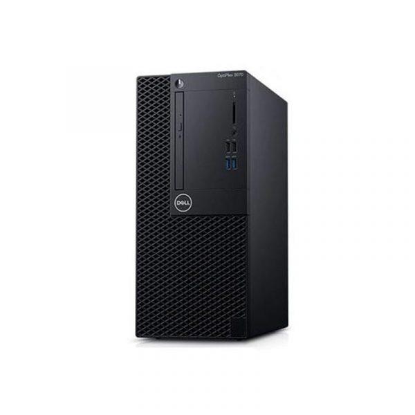 DELL - OptiPlex 5070 MT (i5-9500/4GB 1X4GB DDR4/1TB HDD/Intel Integrated Graphics/Win10P/Dell 20 Monitor - E2016H)