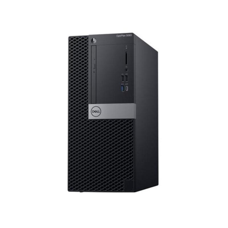 DELL - OptiPlex 5070 MT (i7-9700/4GB 1X4GB DDR4/1TB HDD/R5430 2GB/Win10P/Dell 20 Monitor - E2016H)