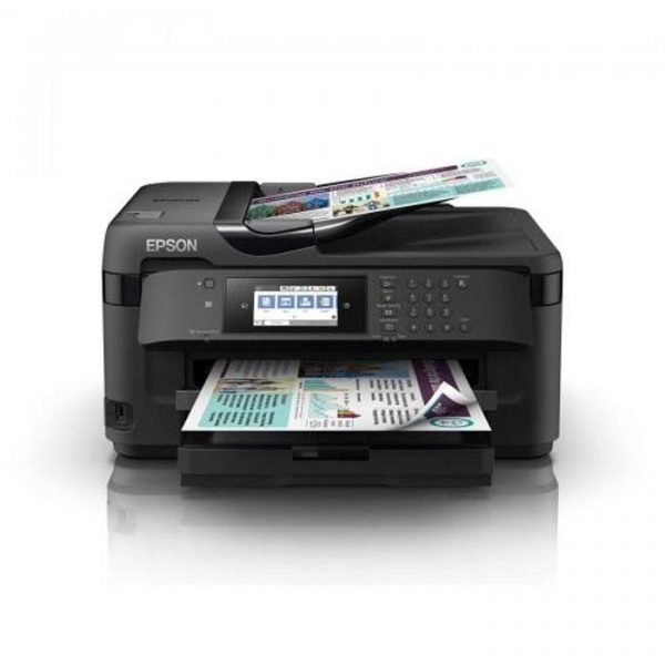 EPSON - WF 7711 Inkjet Printer