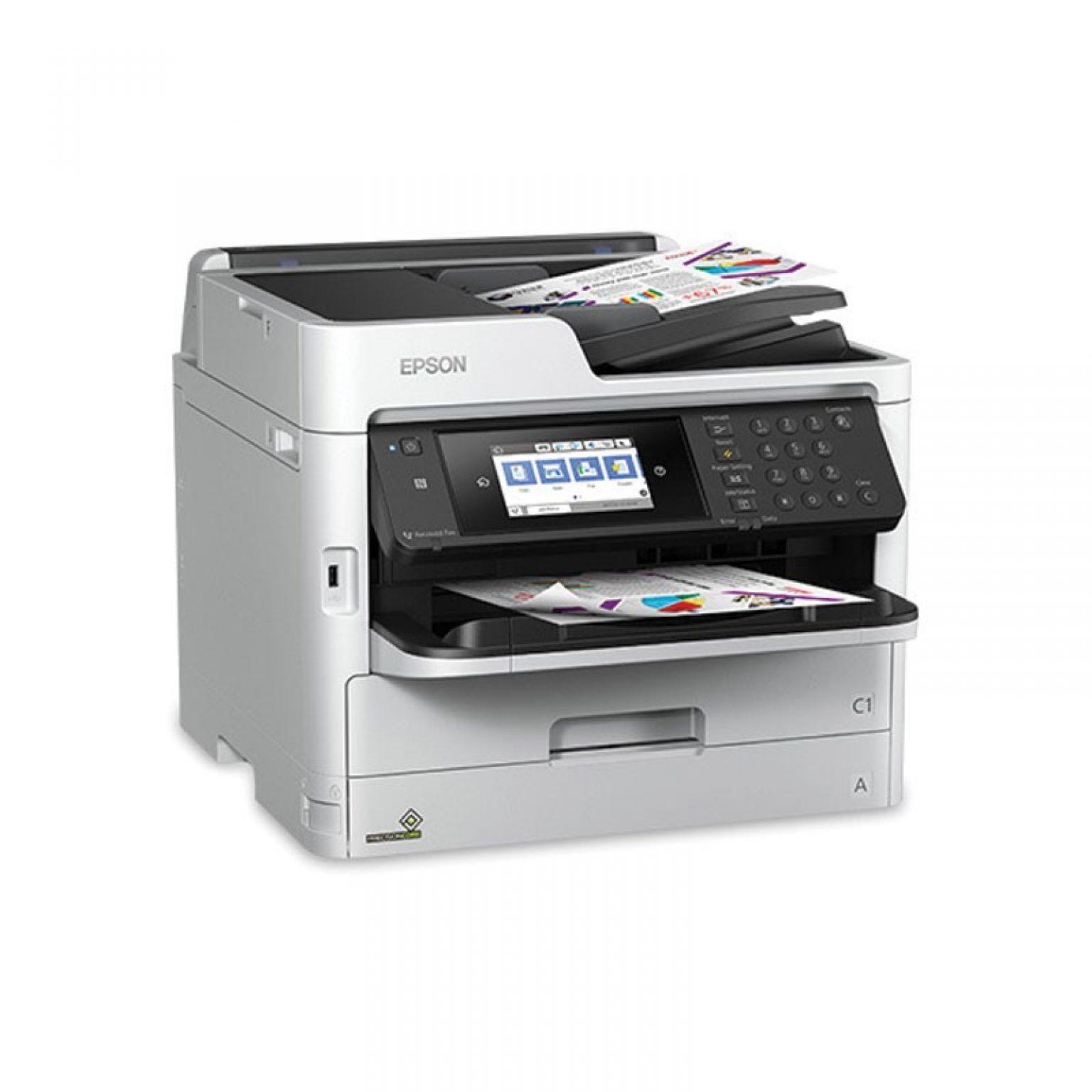 EPSON - WF C5790 Inkjet Printer