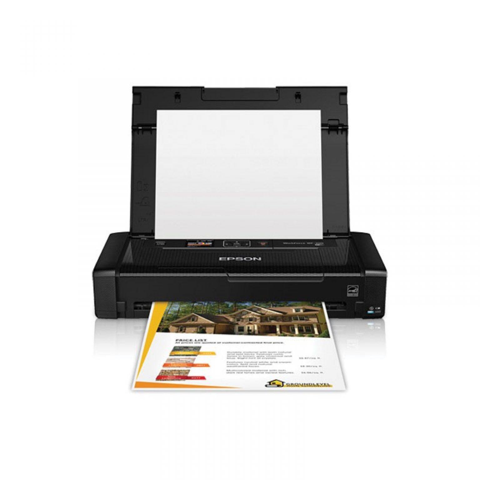 EPSON - WF 100 Inkjet Printer