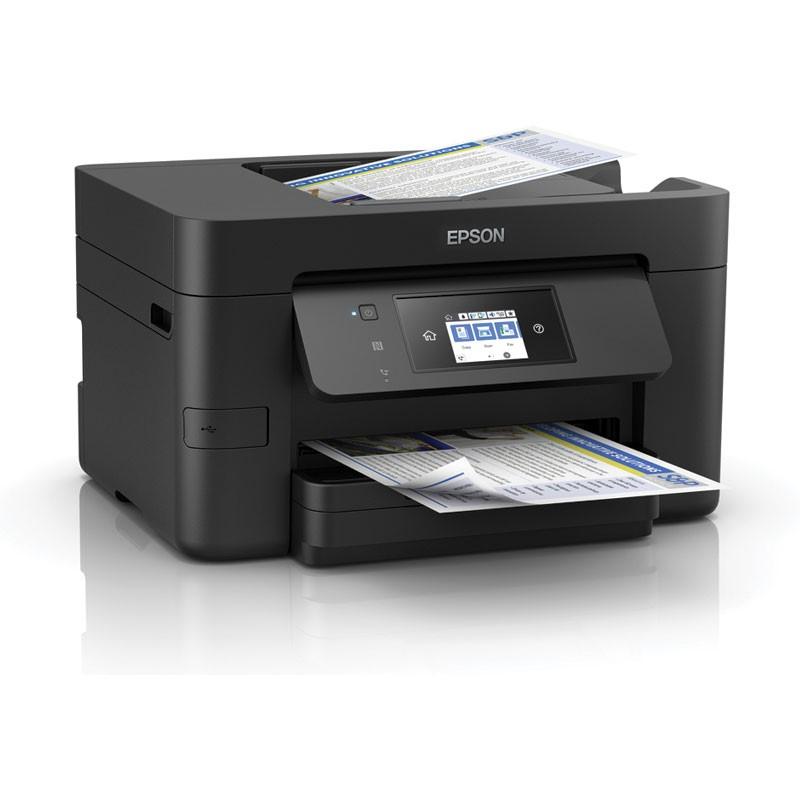 EPSON - WF 3721 Inkjet Printer