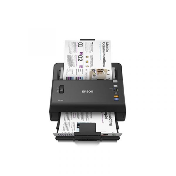 EPSON - DS-860 Sheet-Fed Document Scanner
