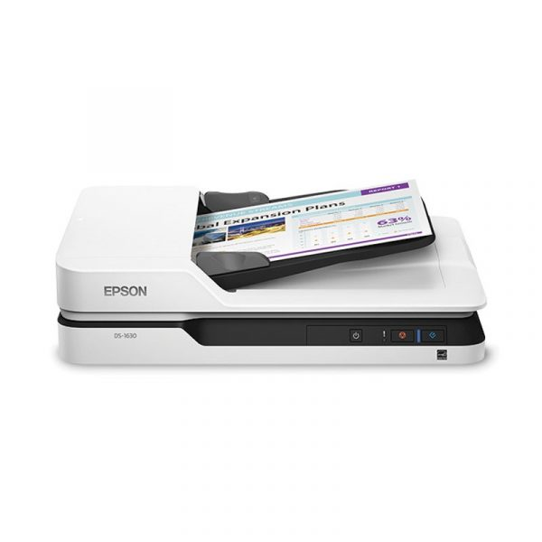 EPSON - DS-1630 Flatbed ADF Scanner