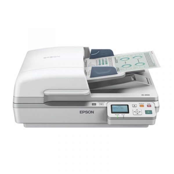 EPSON - DS-6500 Flatbed ADF Scanner