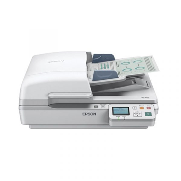 EPSON - DS-7500 Flatbed ADF Scanner